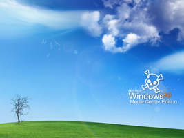 Windows XP Media Center by dcaylor