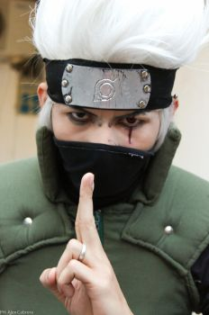 Kakashi Cosplay by Magic-Alex-Photo
