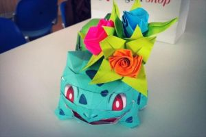 Bulbasaur by Tartufu