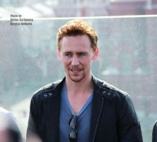 Tom Hiddleston in Moscow, LOKI by GodWitch