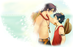 One Piece: Always With You by Aeirus