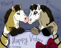 V-day for brothers x3 by abosz007