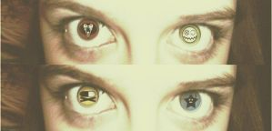 'Killjoy' Inspired Eyes - My Chemical Romance by Ier0