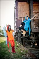 Adventure time by Jayuna