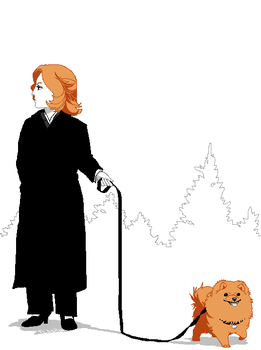 look a Scully by HedgehogBeeblebrox