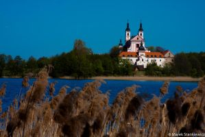 Wigry monastery by GreenShadow23