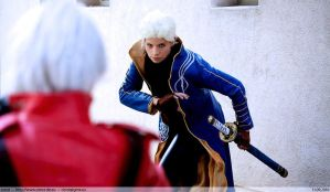 Vergil - come on brother by xXBloodyXx