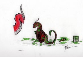Oh Really... by Feanor-the-Dragon
