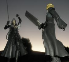 Night Attack by Dissidia012