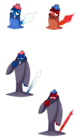 Fakemon: I am Dr Mario and I am saving lives!!! by That-One-Leo