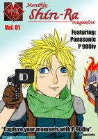 Part 1: Cloud Strife by luzzy