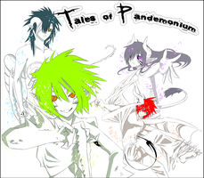 Tales of Pandemonium - HBD by SorahChan