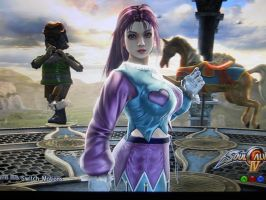 My Soul Calibur IV: Helena's Original outfit by Firedawn4