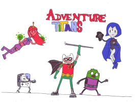 Adventure Titans! by ATAtLASWPJatO