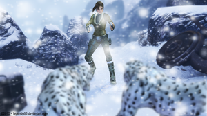Lara Croft 74 by legendg85