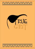 True Grit by MarcusMarrittArt