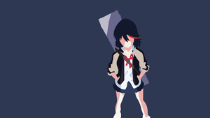 Kill La Kill Wallpaper by Browniehooves