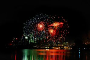 Fireworks Fest 07 by misspaul