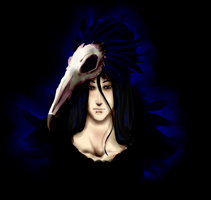 Black Feathers- Request by Doink-Doink