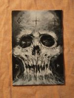 Skull by GTT-ART