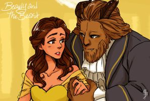 Beauty And The Beast by TrueLoveStory