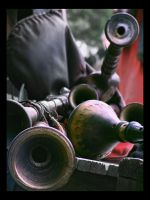 Bagpipes by Mejjad
