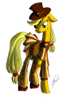Applejack (Update) by Theorous