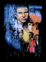Harrison Ford - Blade Runner by Lampert