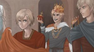 HETALIA the Viking Age 2 by ankouzai