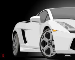 Gallardo by shell-x