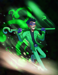 Edward Nigma The Riddler by pink-ninja