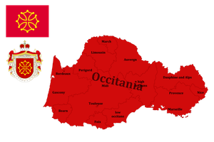 Occitania (mapping) by DimLordofFox