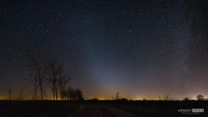 The zodiacal light by NorbertKocsis