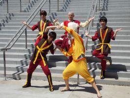 AX2014 - Avatar/Korra Gathering: 131 by ARp-Photography