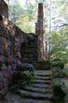 Wolf House Stairs by Ciameth