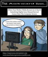 That Awkward Moment: Context by Expression