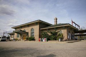 Morristown Station 1 by uglygosling