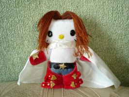 Hao hellokitty plushie by Rens-twin