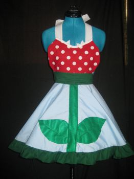 Piranha Plant Cosplay Apron by DarlingArmy