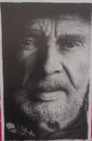 Merle Haggard by CoyJohnson