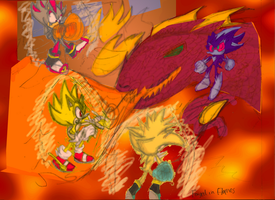 Forged In Flames by JaredHedgehog