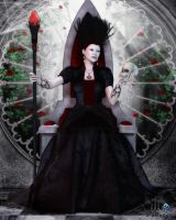 Queen of the Damned by RavenMoonDesigns