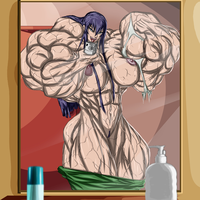 SUPER SAEKO MIRROR FLEX by B9TRIBECA