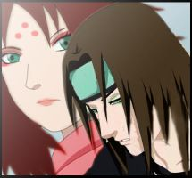 Naruto Brother and Sister by SoulOfPersephone
