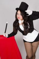 Zatanna: mistress of magic by MagicYuu