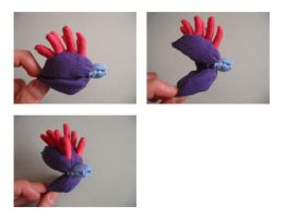 Needler - Halo - full view by gengachu