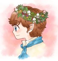 [Hobbit] a garland for the head by twosugars16