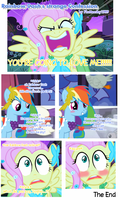 Rainbow Dash's strange Confession [FlutterDash] by Fluttershy1989