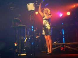 Little Boots Tambourine by Nevusien