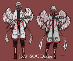 Male and Female Design [CLOSED!!!] by JxW-SpiralofChaos
